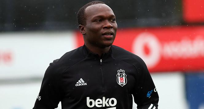 Beşiktaş'ta Aboubakar sevinci