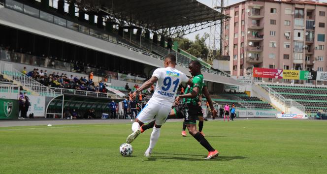 Süper Lig: Denizlispor: 2 - BB Erzurumspor: 3 (Maç sonucu)