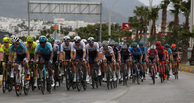 56. Cumhurbaşkanlığı Türkiye Bisiklet Turu'nda sona gelindi
