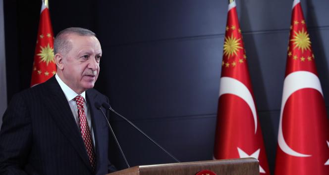 Cumhurbaşkanı Erdoğan, Hasankeyf-2 köprüsünün açılışını gerçekleştirdi