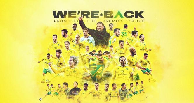 Norwich City, Premier Lig'e yükseldi
