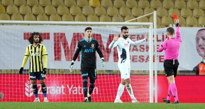 Fenerbahçe Altay'sız kayıp