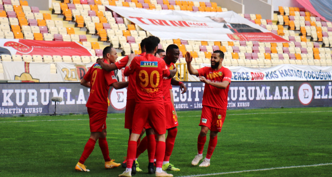 Süper Lig: Yeni Malatyaspor: 1 - Aytemiz Alanyaspor: 0 (Maç sonucu)
