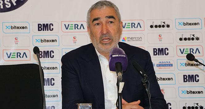 Samet Aybaba: 'Oyuncular müthiş oynadılar'