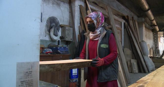 Aklından bile geçmezdi, 9 yıllık marangoz ustası oldu