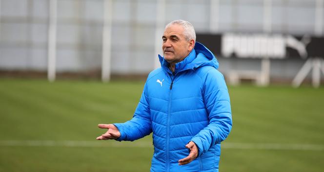 DG Sivasspor Teknik Direktörü Çalımbay: 'Beşiktaş maçı için tedbirimizi alacağız'