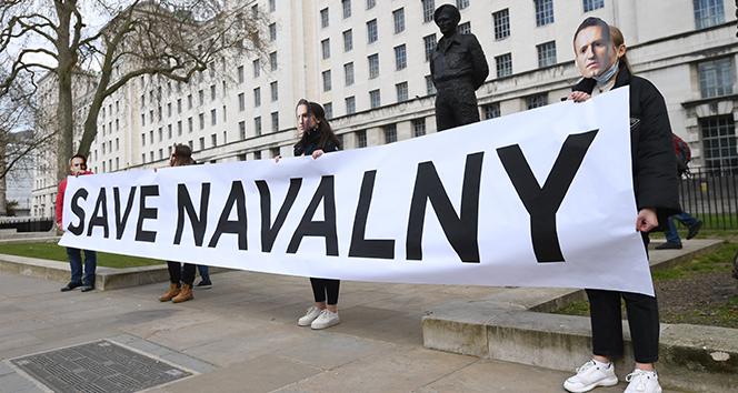 ABD, Navalny'nin hapishanede ölmesinin Rusya'ya karşı sonuçları olacağını açıkladı