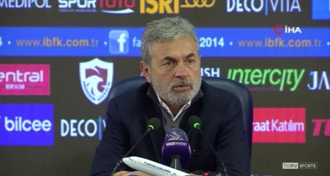 Aykut Kocaman: 'Başakşehir, ateş çemberinin tam içinde'