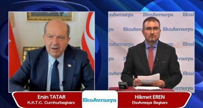 KKTC Cumhurbaşkanı Ersin Tatar: 'Cenevre'ye elimiz güçlü gidiyoruz '
