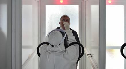 İçişleri Bakanlığından PCR testi konulu yeni genelge