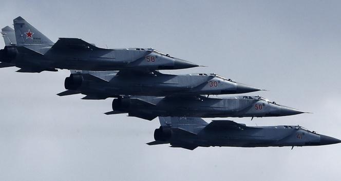 Rusya, Karadeniz hava sahasında geçici uçuş kısıtlaması getirdi