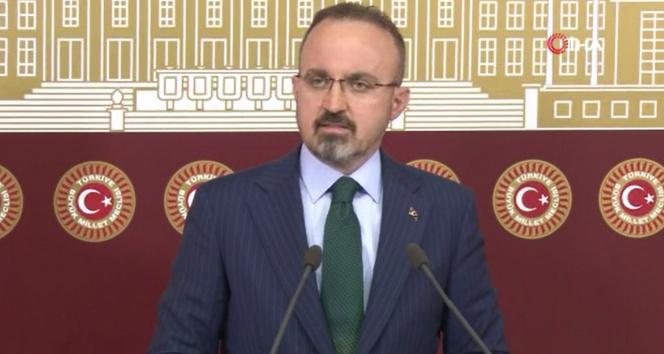 AK Parti'li Turan: 'Bu ülkenin tek bir kuruşu Merkez Bankası'nda kaybolmamıştır'