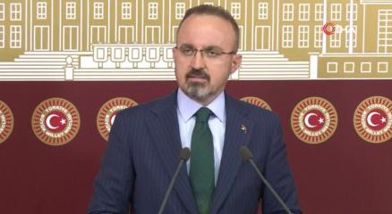 AK Partili Turan: Bu ülkenin tek bir kuruşu Merkez Bankasında kaybolmamıştır