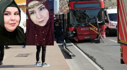 Beşiktaştaki otobüs kazasında korkunç ayrıntı