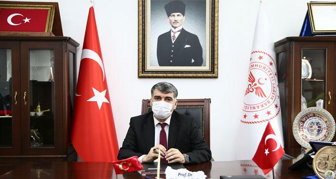 Ankara İl Sağlık Müdürü Gülüm: 'Servis yatak doluluk oranı yüzde 64, yoğun bakım doluluk oranı yüzde 72'
