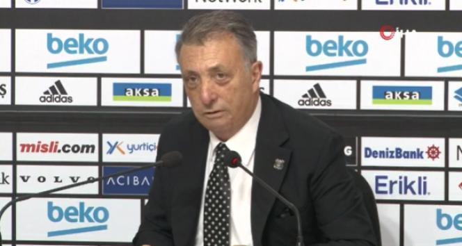 Ahmet Nur Çebi: 'Biz şampiyon olacağız'