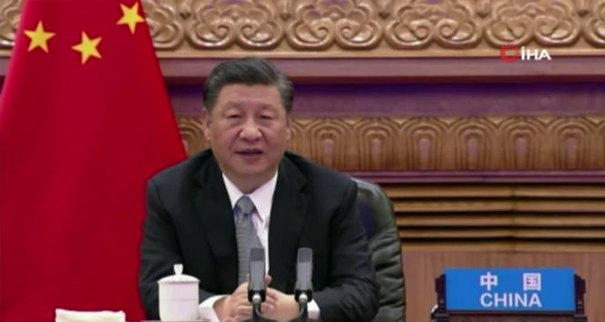 Çin Devlet Başkanı Jinping: 'Kömürle elektrik üretimini sıkı bir şekilde kontrol edeceğiz'