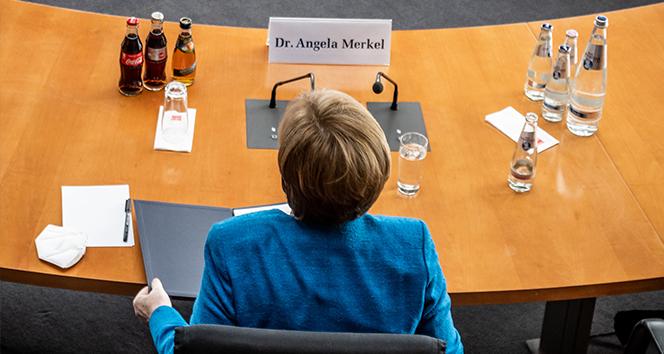 Merkel, Wirecard skandalında tanık olarak dinlendi