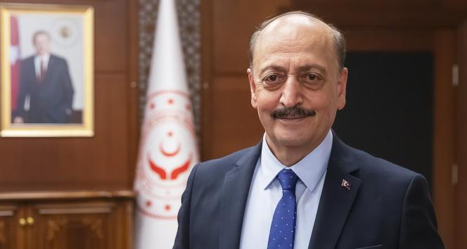 Çalışma ve Sosyal Güvenlik Bakanı Bilgin: 'Ölümlü iş kazası oranı yüzde 41 azalmıştır'