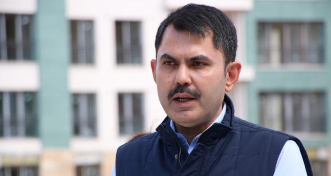 Bakan Kurum: 'Marmara Denizi'mizi eski maviliğine hep birlikte kavuşturacağız'