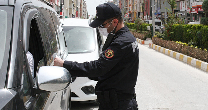 Kısıtlamayı ihlal edenlerin sayısı ve kesilen cezalar açıklandı