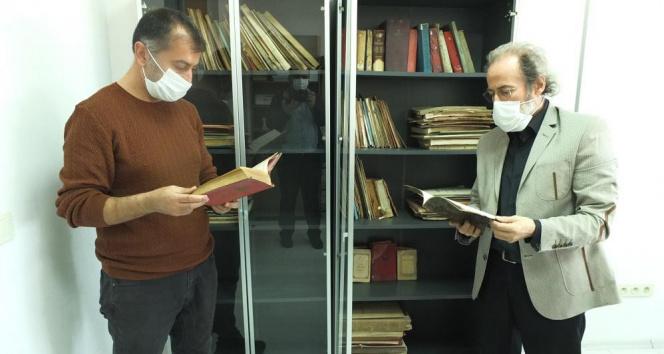 353 nadide Osmanlı eseri günümüze ışık tutuyor