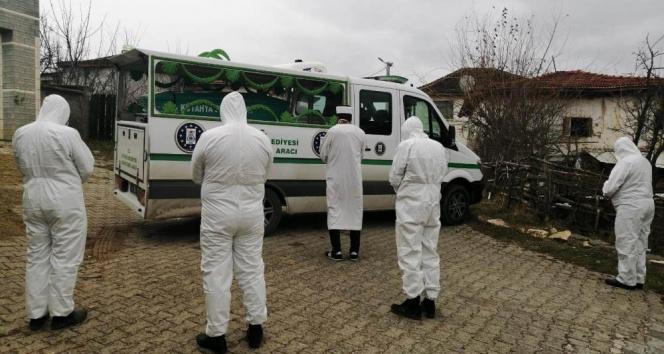 Hisarcık'ta koronavirüsten 2 günde 4 ölüm