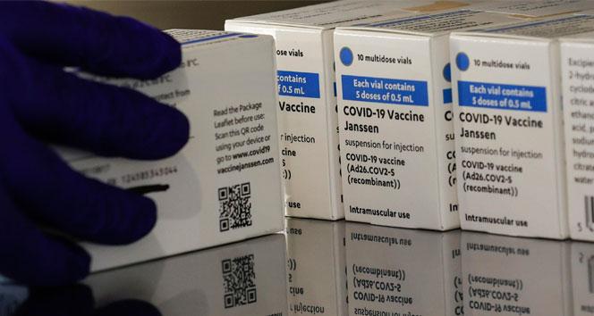 Danimarka Johnson & Johnson'ı aşı programından çıkarabilir