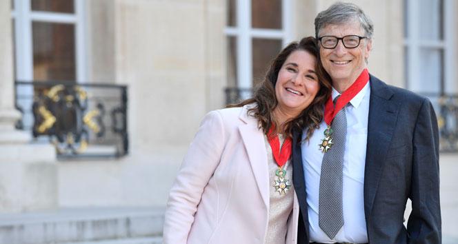 Bill Gates boşanıyor