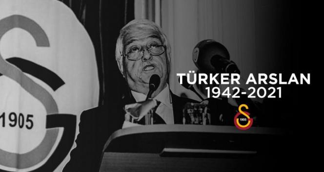 Galatasaray Divan Kurulu üyesi Türker Arslan hayatını kaybetti!