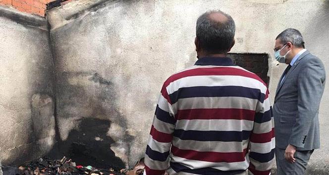 80 yaşındaki adamı ölüm uykuda yakaladı