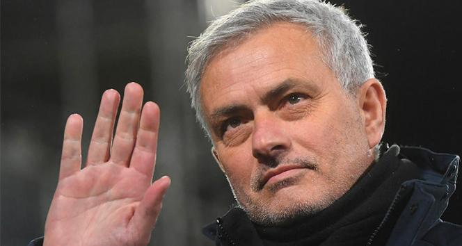 Roma'nın yeni hocası Jose Mourinho oldu