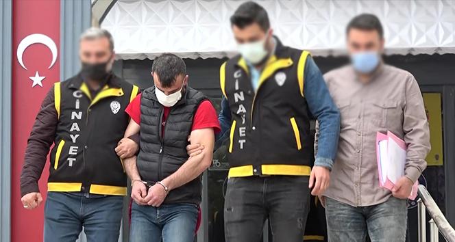 Bursa'da bagajdaki dehşetin zanlıları yakalandı