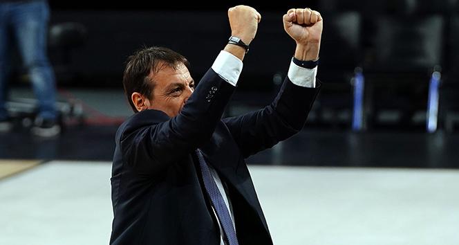 Ergin Ataman 4. kez Final Four'da