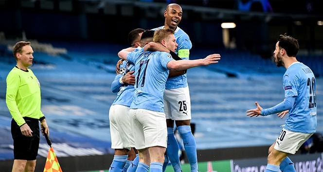 Devler Ligi'nde ilk finalist Manchester City