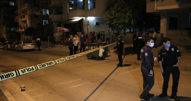 Motosikletli kişiler tarafından silahlı saldırıya uğrayan şahıs yaralandı