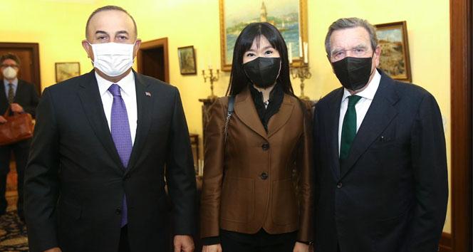 Dışişleri Bakanı Çavuşoğlu, Almanya'daki temasları