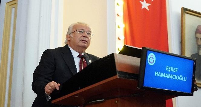 Eşref Hamamcıoğlu: 'Seçim ancak kanunlar ve tüzük çerçevesinde iptal olabilir'
