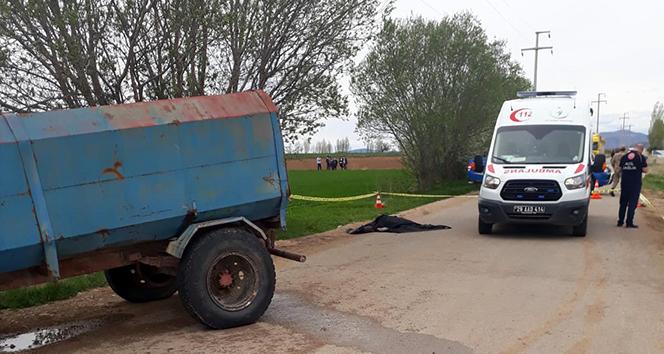 Gümüşhane'de kaza: 1 ölü