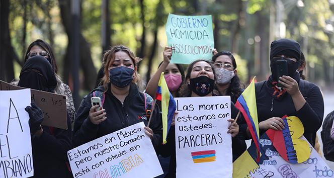 Kolombiya hükümetinden geri adım