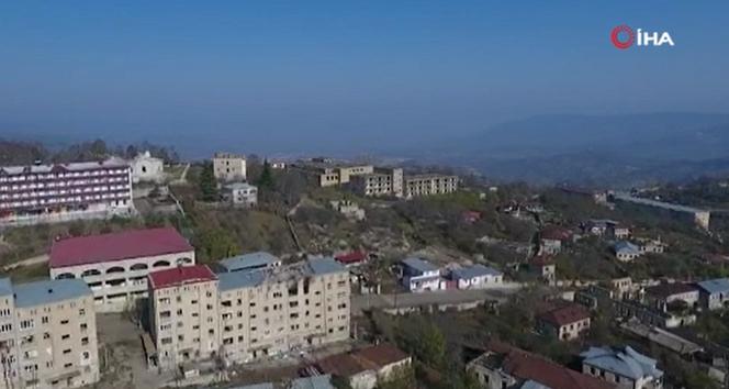 Ermenistan işgalinden kurtarılan Şuşa, Azerbaycan'ın kültür başkenti oldu