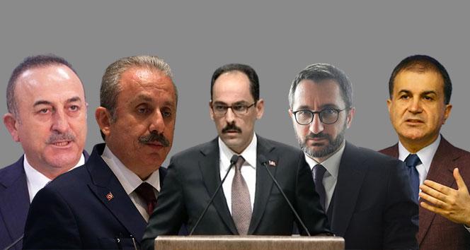 Siyasilerden Mescid'i Aksa'da Filistinlilere yapılan saldırıya kınama