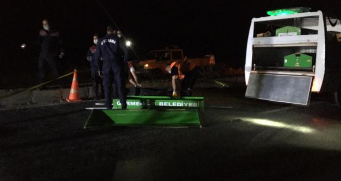 Aydın'da trafik kazası: 1 kişi hayatını kaybetti
