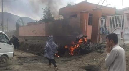 Kabilde okul yakınlarında patlama: 25 ölü, 52 yaralı