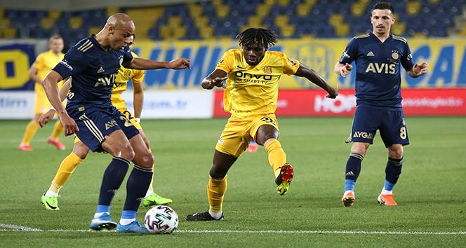 ÖZET İZLE| Ankaragücü 1-2 Fenerbahçe Maç Özeti ve Golleri İzle