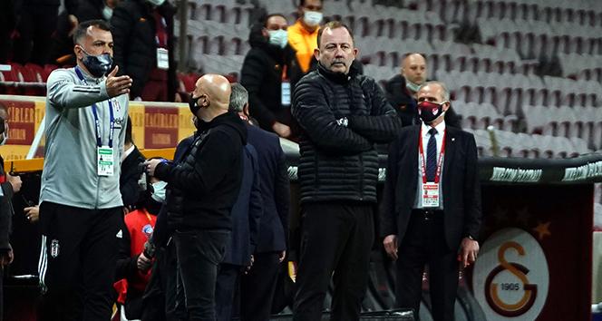 Sergen Yalçın: 'Bu maça takılıp kalamayız'
