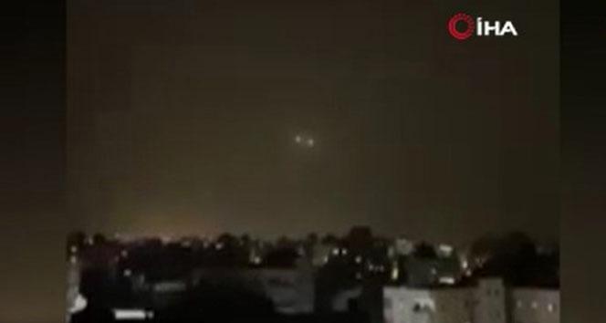 İsrail'de hava savunma sistemleri devreye girdi