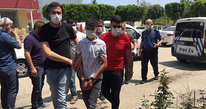 Tam kapanmada sokağa çıktılar 12 bin lira ceza yediler