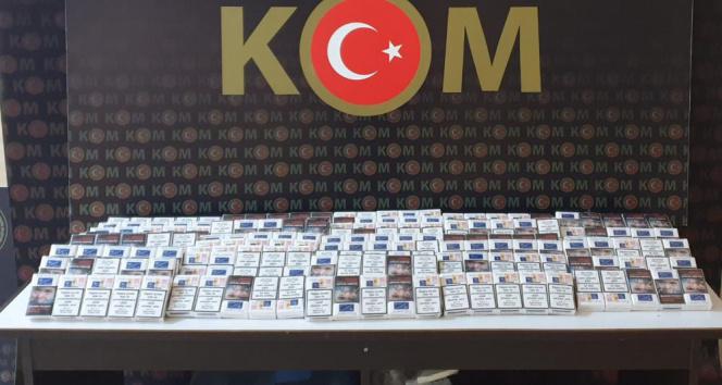 Şırnak'ta kaçakçılık operasyonu: 31 gözaltı