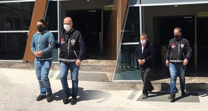 İnternet dolandırıcıları polis operasyonuyla yakalandı